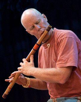 Pratika playing the bansuri flute - http://www.thealchemyofsound.com.au/about-us/