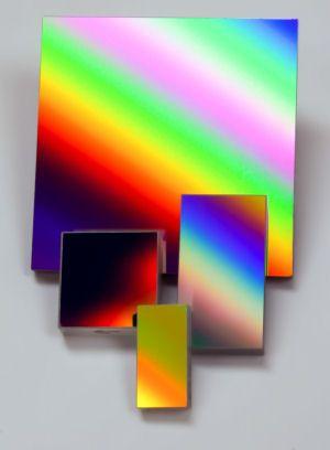 NIR diffraction grating / IR Opco Lab