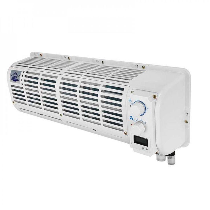 12v 24v air conditioner wallmounted cooling fan for car