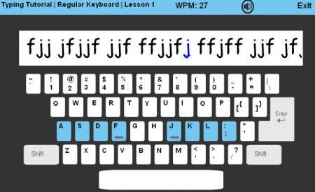 8 great sites for keyboarding  check out this article and all the free apps/sites for keyboarding practice.