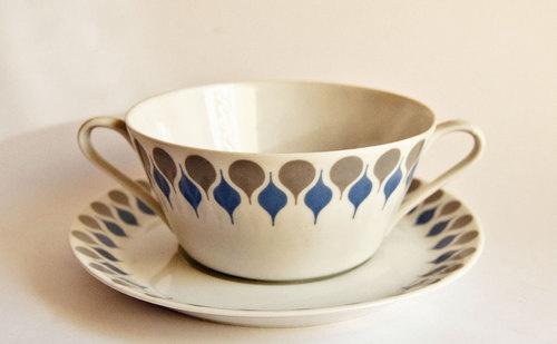 Lyngby Denmark - Danild 66 - Coupe Dish