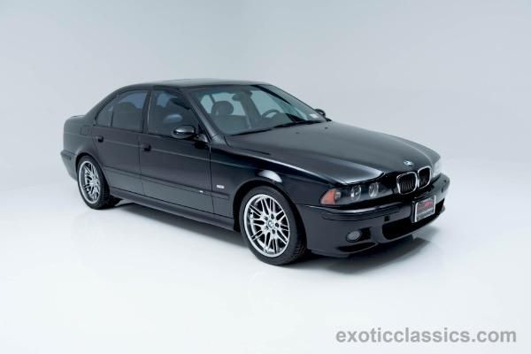 2001 BMW M5  - Exotic and Classic Car Dealership specializing in Ferrari, Porsche, Chevrolet and collector cars.