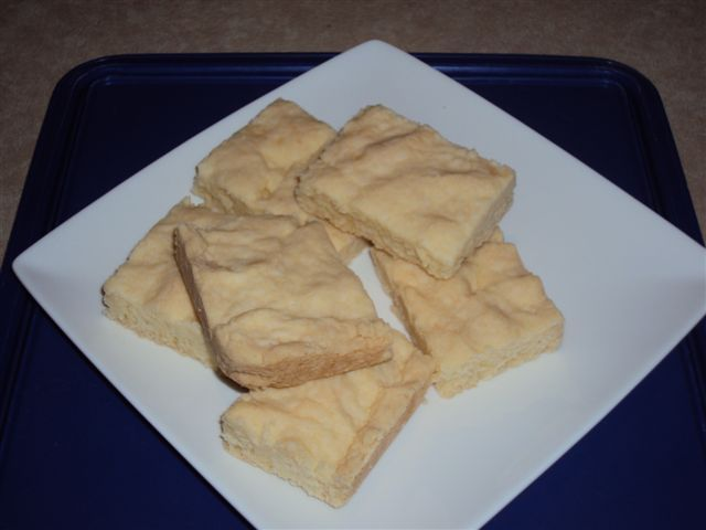 Best ever gluten-free melt-in-your-mouth shortbread.