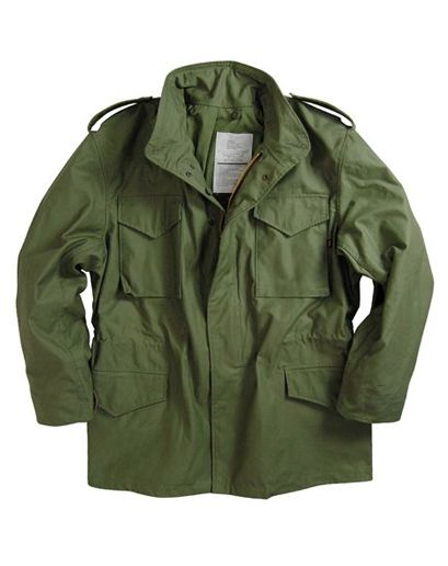 The Best M-65 Military Field Jackets: Wear It Now: GQ