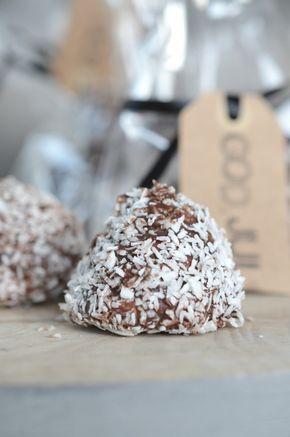 Fruen fra Trondheim: Oppskrift på kokosboller