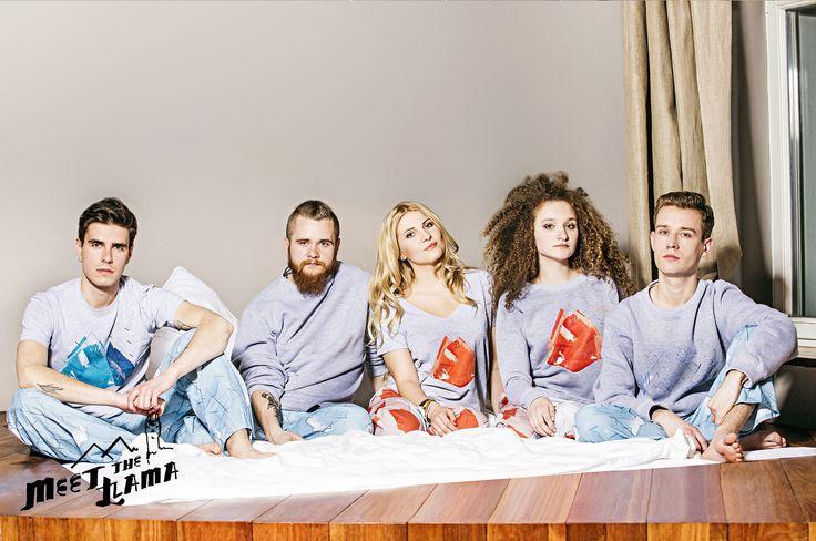#meetthellama #LimitedEdition #higoszi #sweats #pyjamapants #tshirt #men #women #sweatshirt