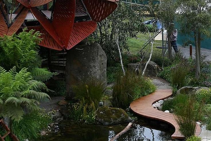 Trailfinders Australian Garden - 2013 RHS Chelsea Flower Show entry