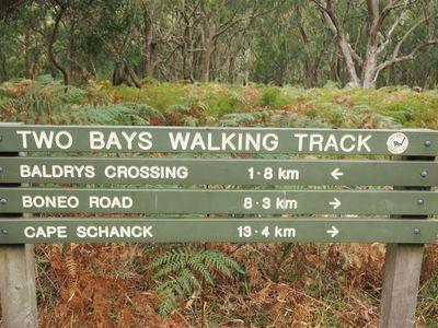 Baldry Crossing Circuit Walk - Melbourne