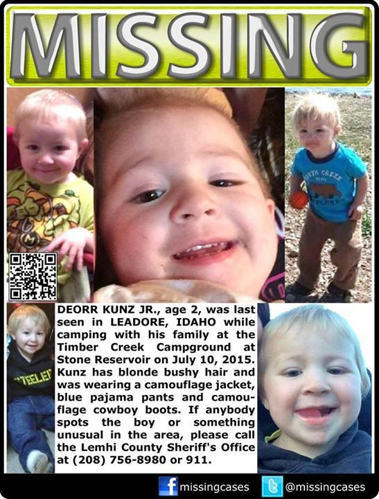 Vigil held for Idaho boy, 2, missing for four days; sheriff rules out possible lead | Q13 FOX News