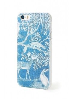 Plastový kryt pre iPhone 5/5S ANIMAL FOREST