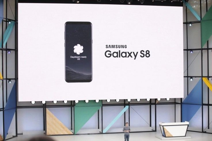 Samsung Galaxy S8 e S8 Plus recebem suporte ao Google Daydream VR