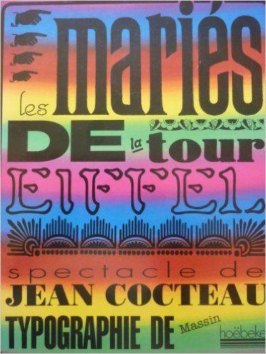 "Robert Massin - ""Les mariés de la tour eiffeil"" (1994) - France."