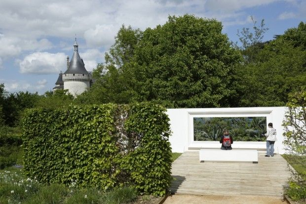 Festival international des jardins de Chaumont 2015