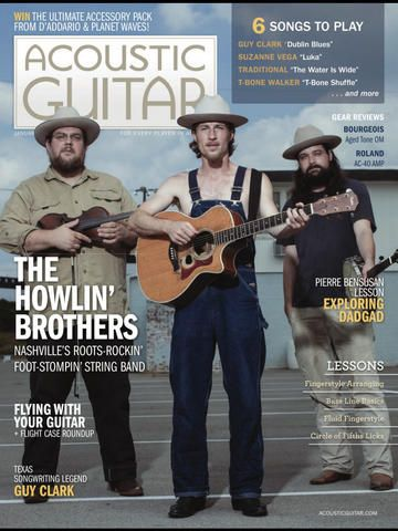Acoustic Guitar Magazine on the App Store on iTunes