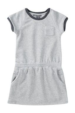 French Terry Dress (Little Girls)