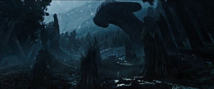 Damn, was really hoping that ship would have made it to the Engineer's planet instead.   Alien: Covenant (2017) on IMDb: Movies, TV, Celebs, and more...