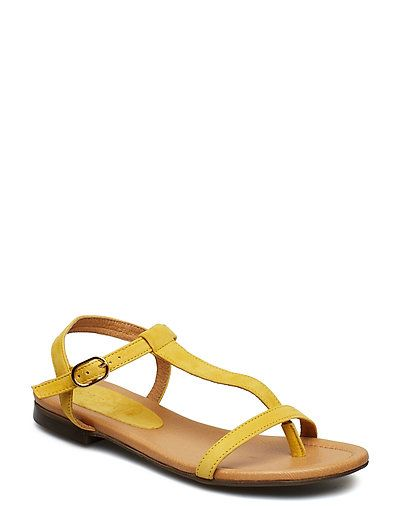 099af37358e Sandals (Yellow 1795 Suede 55) (599 kr) - Carla F -