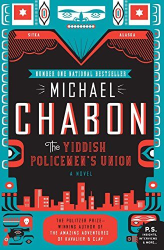 The Yiddish Policemen's Union: A Novel (P.S.) by Michael Chabon http://www.amazon.com/dp/0007149832/ref=cm_sw_r_pi_dp_ToU3wb1093TS5