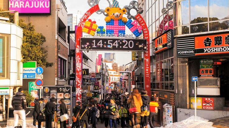 Image result for harajuku takeshita street