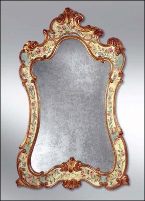 Patina Murano Mirror