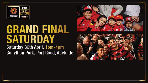 Adelaide United FC Grand Final Fan Engagement