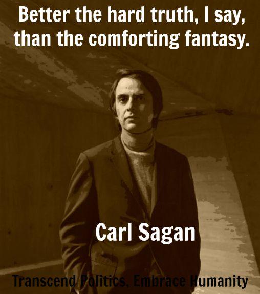 carl sagan audio quotes