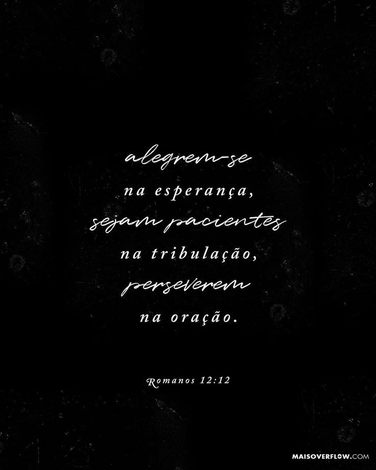 """""""Alegrem-se na esperança sejam pacientes na tribulação perseverem na oração."""" Romanos 12:12  #30DaysOfBibleLettering () maisoverflow.com  X"""