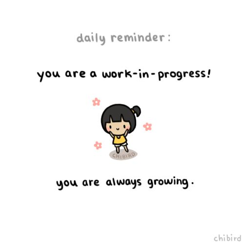 There is always time to learn and improve~ You are a growing every day. ^^