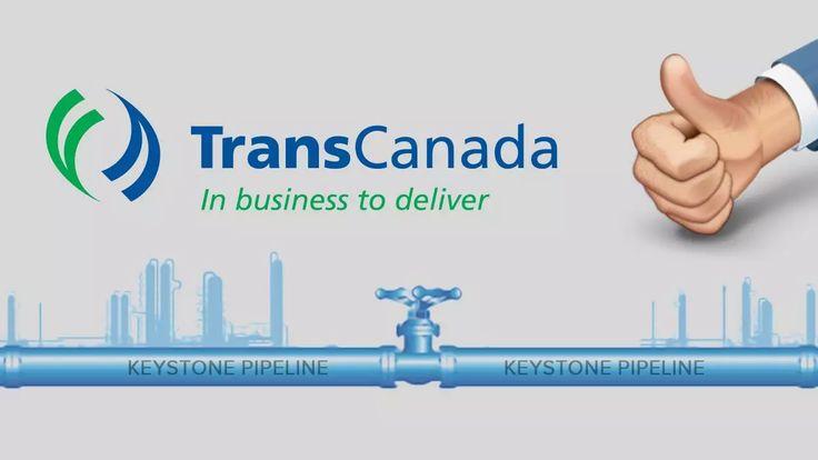TransCanada Corporation Keystone Pipeline Might Get Green Signal From Donald Trump