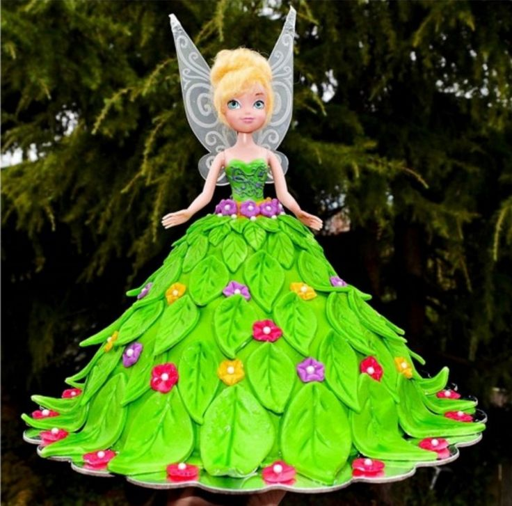 Tinkerbell Cake Topper Age