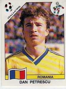 Dan Petrescu - Romania