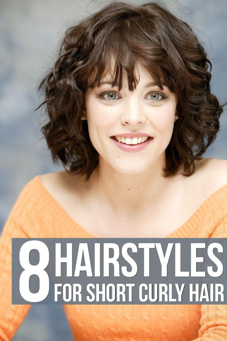 40 Best Short Curly Hairstyles Cabello Peinados Y Corte
