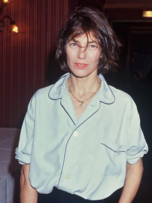 Jane Birkin photographies victoires de la musique 1992