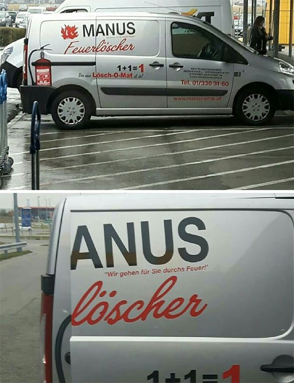 Advertisement On Vehicles Fails – 30 Funny Pictures