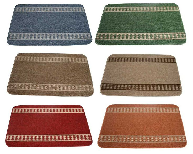 green and brown indoor mats | Athena Washable Door Mat or Runner (Various Colours & Sizes)