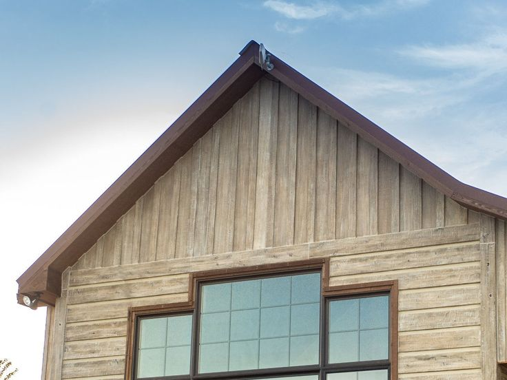 The 25 best vinyl log siding ideas on pinterest wood for Vertical siding options