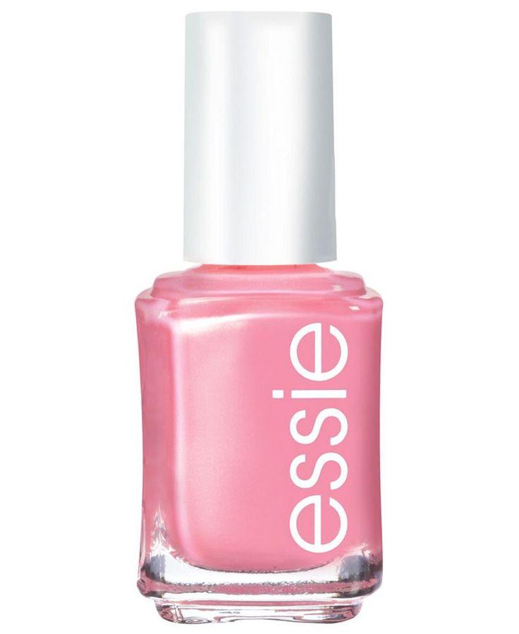 essie nail color, pink diamond