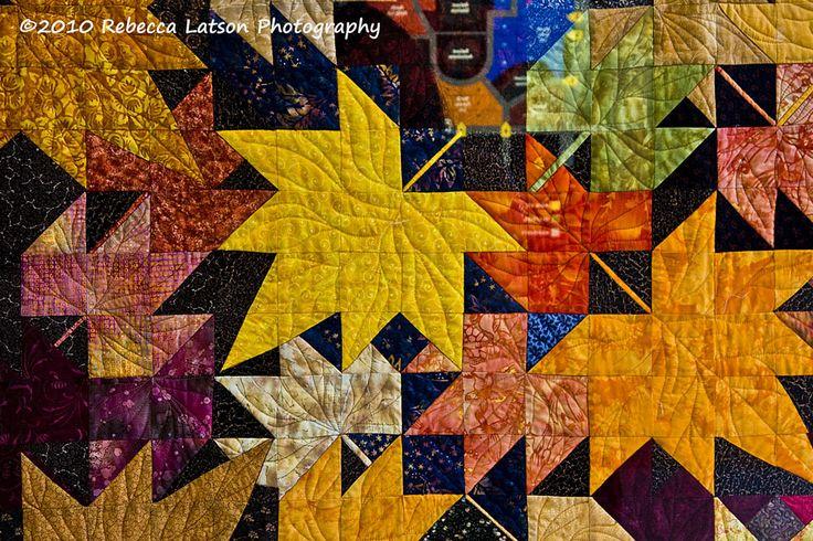 78 Best Leaves Images On Pinterest Quilt Patterns Quilt