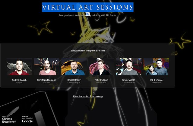 Crea y aprende con Laura: Virtual ART Sessions: #Arte y #RealidadVirtual #RV...