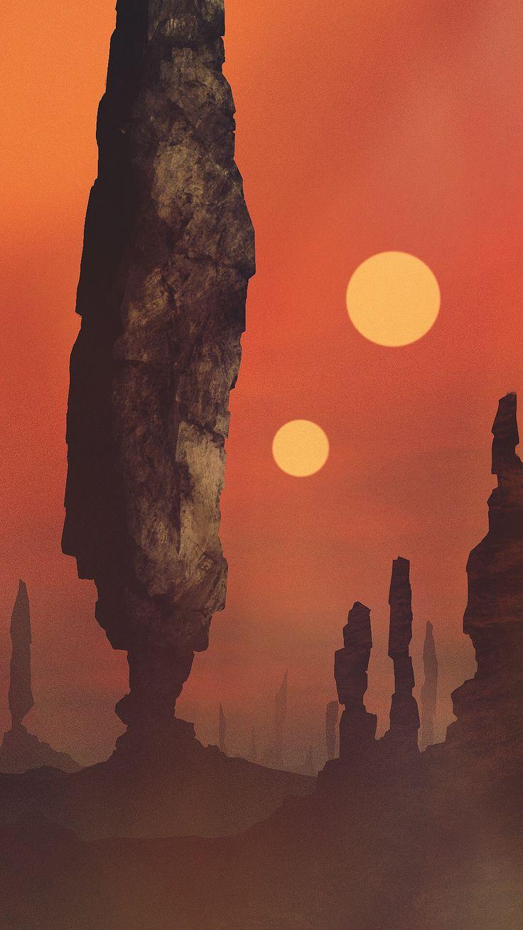 sentinel #spaceart #landscape #alien #environment