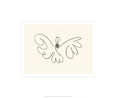 The Butterfly Serigraph at AllPosters.com