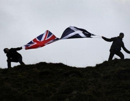 Scozia divisa dal resto della Gran Bretagna?
