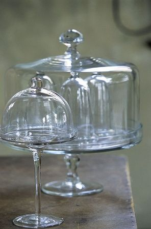 Cloches & 202 best Cake Stands u0026 Cloches images on Pinterest | Glass domes ...
