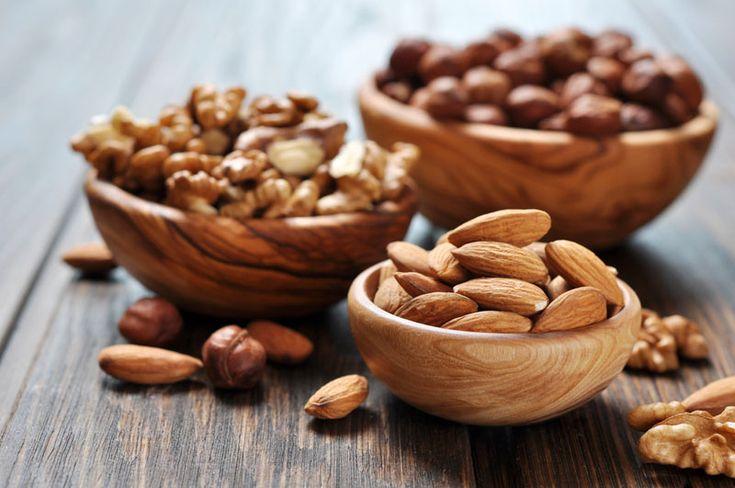 Ξηροί καρποί: Ένα πολύ υγιεινό και θρεπτικό σνακ, που κατά τη διάρκεια της Σαρακοστής έχει να προσφέρει πολλά!