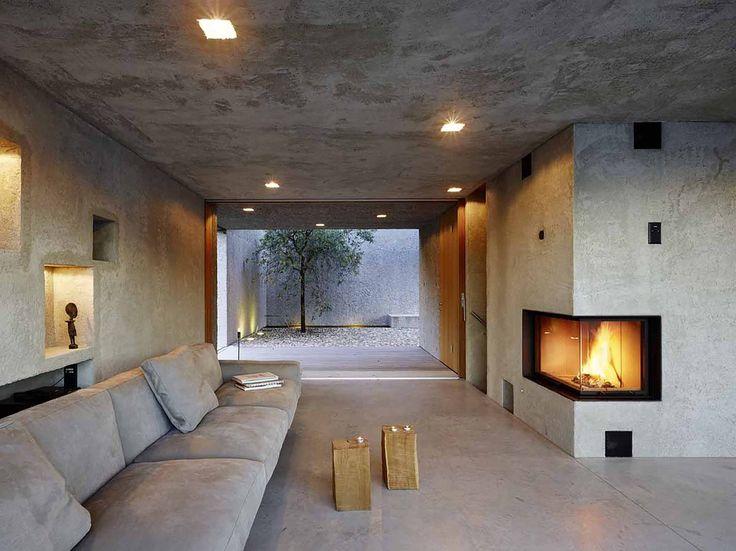 Galería de Casa en Brissago / Wespi de Meuron Romeo architects - 17