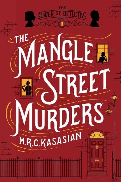 This is a completely serendipitous discovery which I feel fortunate to have stumbled across. This is a new Victorian-era murder mystery series, set in London, featuring a brilliant, eccentric detec...