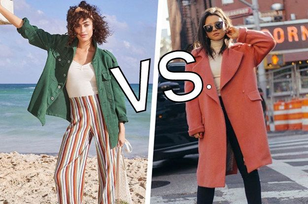 Are You More Topshop Or Urban Outfitters?