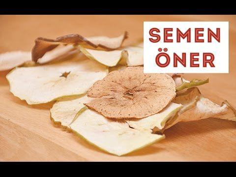(1) Sağlıklı Elma Cipsi Tarifi - Semen Öner - Yemek Tarifleri - YouTube