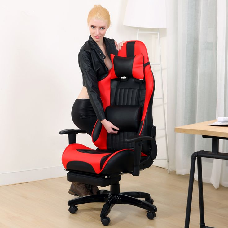 Fashion Hot Sale Multifunctional Boss Chair LOL WCG Computer Gaming Chair Household Reclining Office Chair With Footrest