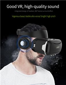 VR Virtual Reality 3D Glasses Google Glass Game helmet Storm mirror VR headset for 4.5-6.0 inch smartphones Smart glasses 3D-очки виртуальной реальности نظارات الواقع الافتراضي les lunettes de réalité virtuelle 3d La realidad virtual 3D glasses